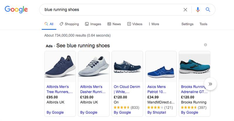 google-shopping-running-shoes